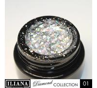 DIAMOND № 01 (СЕРЕБРО)