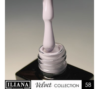№ 58 ЛАВАНДОВЫЙ (VELVET COLLECTION)