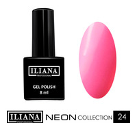 № 24 РОЗОВЫЙ (NEON COLLECTION)